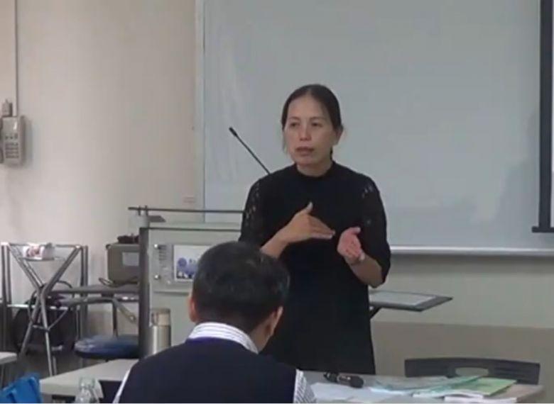 Teaching plan design framework and instruction manual