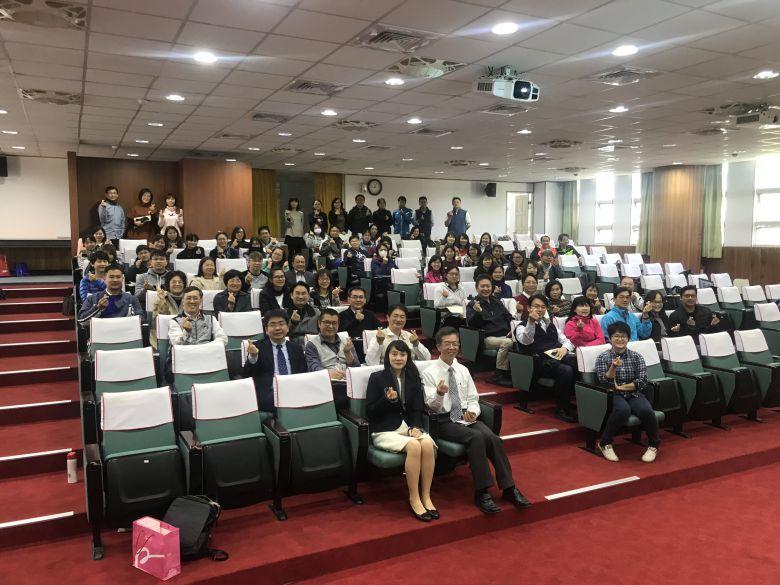 108學年度新竹市學校衛生與健康促進計畫推動增能研習